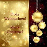 Wir wünschen eine besinnliche Adventszeit